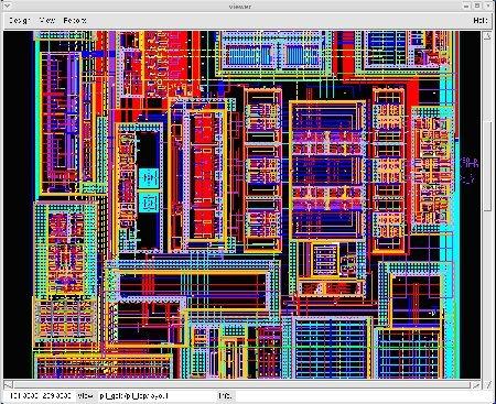 интегральных микросхем и